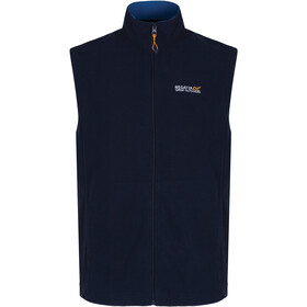 Regatta Tobias II Bodywarmer Vest Heren, navy/oxford blue